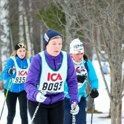 Skiing 30 km - Åsa Vallin (8093)