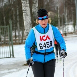 Skiing 30 km - Susanne Dahlberg (6458)