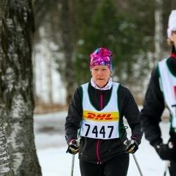 Skiing 30 km - Inga-Lill Kropp Lindkvist (7447)
