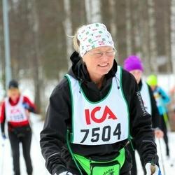 Skiing 30 km - Christina Klingberg (7504)