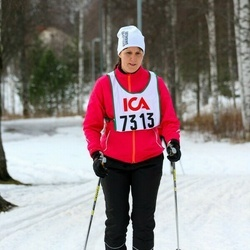 Skiing 30 km - Anna Karlsson (7313)