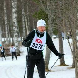 Skiing 30 km - Cecilia Jaques-Dalcroze (8278)