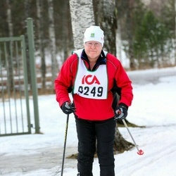 Skiing 30 km - Ingela Andersson (8249)