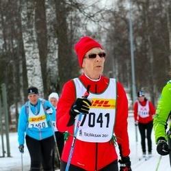 Skiing 30 km - Mona Juthult (7041)