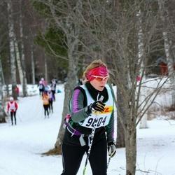 Skiing 30 km - Åsa Ekholm Kjörsträd (9004)
