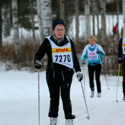 Skiing 30 km - Jenny Pein (7270)