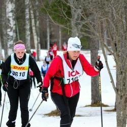 Skiing 30 km - Barbro Göransson (7107)