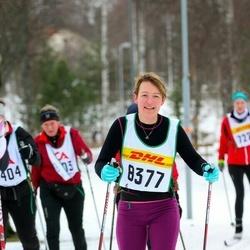 Skiing 30 km - Cecilia Bergström Höök (8377)