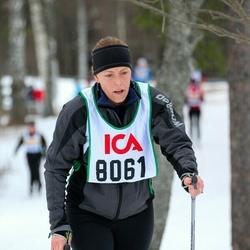 Skiing 30 km - Alexandra Löf (8061)