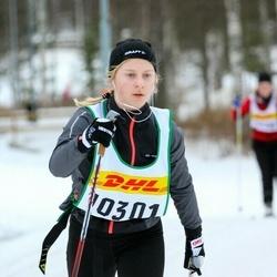 Skiing 30 km - Elvira Hedlund (10301)