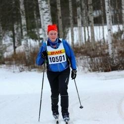 Skiing 30 km - Erika Blom (10501)