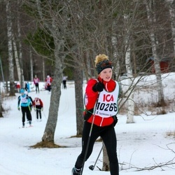 Skiing 30 km - Caroline Wihlborg Hansson (10266)