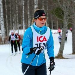 Skiing 30 km - Cecilie Elsebutangen (7528)