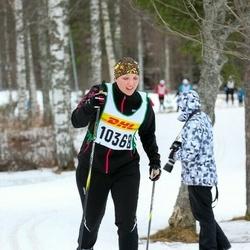 Skiing 30 km - Erika Axelsson (10368)