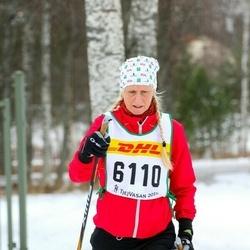 Skiing 30 km - Elisabeth Pettersson (6110)