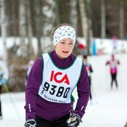 Skiing 30 km - Jenny Hörnström (9380)