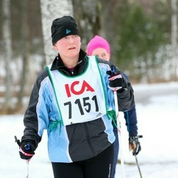 Skiing 30 km - Veronica Scott (7151)