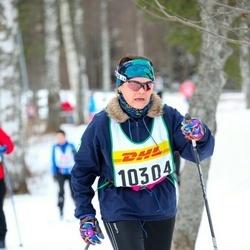 Skiing 30 km - Åsa Sporre-Dufva (10304)