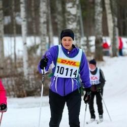 Skiing 30 km - Jennicka Mattsson (10114)