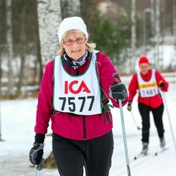 Skiing 30 km - Åsa Ekman (7577)