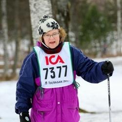 Skiing 30 km - Airi Linna (7377)