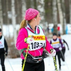 Skiing 30 km - Adrienne Wester (10374)