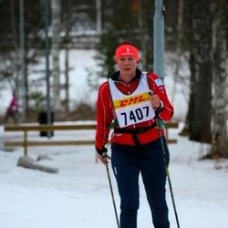 Skiing 30 km - Diana Lars (7407)