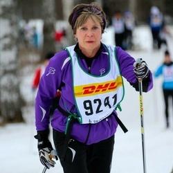 Skiing 30 km - Elisabet Axelsson (9241)