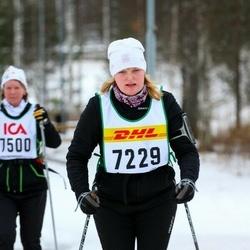 Skiing 30 km - Åsa Sundström (7229)