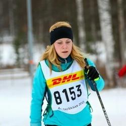 Skiing 30 km - Jeanette Folkegård (8153)