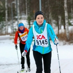 Skiing 30 km - Alexandra Bobke (9145)