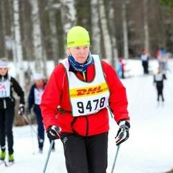 Skiing 30 km - Christina Frid Eriksson (9478)