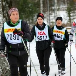 Skiing 30 km - Jenny Johansson (9517)