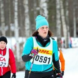 Skiing 30 km - Jeanette Lundin (10591)