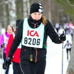 Skiing 30 km - Andrea Nordheim (8206)
