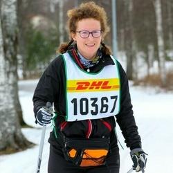 Skiing 30 km - Brita Tengelin (10367)