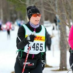 Skiing 30 km - Malin Dahlöf (9465)