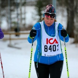 Skiing 30 km - Anette Tammerström (8402)