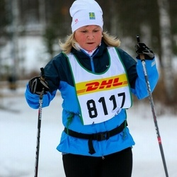 Skiing 30 km - Mari Pers Jakobsson (8117)