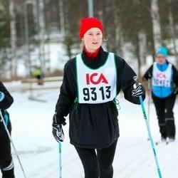 Skiing 30 km - Sara Gustafsson (9313)