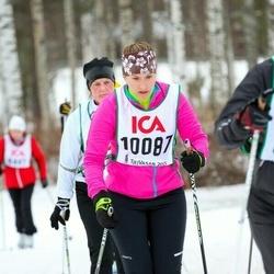 Skiing 30 km - Jennifer Bohlin (10087)