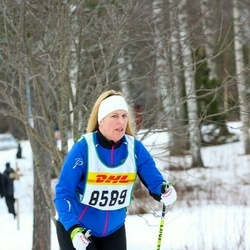 Skiing 30 km - Carolin Gustafsson (8589)