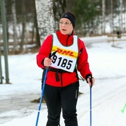Skiing 30 km - Åse Johansson (8185)
