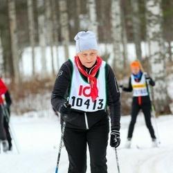 Skiing 30 km - Ninni Åkesson (10413)
