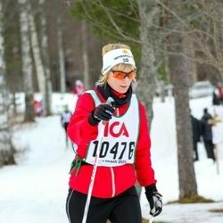Skiing 30 km - Camilla Hjalmarsson (10476)