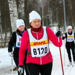 Skiing 30 km - Danuta Jansson (8120)
