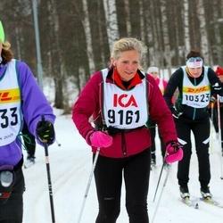 Skiing 30 km - Ulla Jansson (9161)