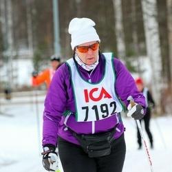 Skiing 30 km - Mia Huselius (7192)