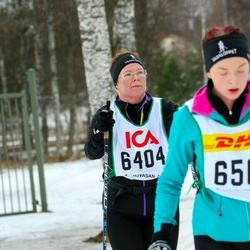 Skiing 30 km - Jenny Olsson (6404)