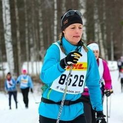 Skiing 30 km - Anna Hoffmeister (8526)